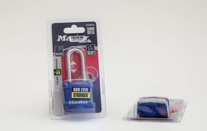 Master lock. Tough under fire for Sale in Apex, NC