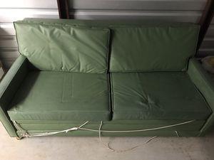 Sleeper Sofa (Vintage, Vinyl) for Sale in Fairfax, VA