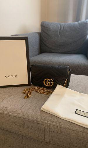 Gucci Super Mini crossbody bag for Sale in Des Plaines, IL