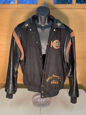Mens Harley Davidson Jacket (size S) for Sale in Emmaus, PA