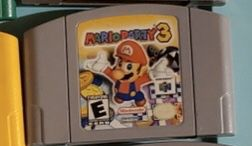 N64 Mario Party 3 for Sale in Romeoville, IL