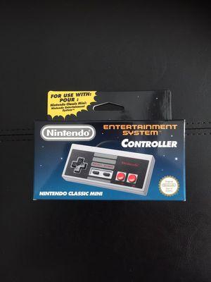 Genuine OEM NES Classic controller for Sale in Philadelphia, PA