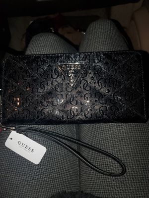 Guess wallet- black, brand new for Sale in Broomfield, CO