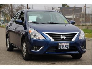 2019 Nissan Versa Sedan for Sale in Fresno, CA