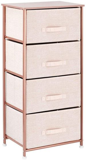 Pink/Rose Gold Storage Tower Dresse Organizer Light for Sale in Arlington, TX