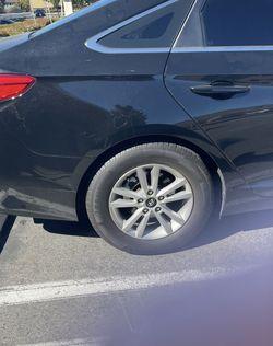 (2015-2017) Hyundai Sonata Stock Rims for Sale in Carson,  CA