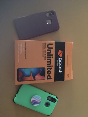 Samsung A20 for Sale in Lavonia, GA