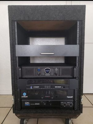 DJ. RACK FOR YOUR EQUIPMENT for Sale in Los Angeles, CA