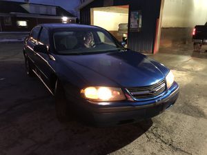 2004 Chevy impala runs and drives good for Sale in St. Louis, MI