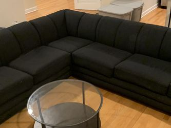 Large Sectional Couch and Coffee Table for Sale in Chicago,  IL