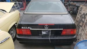 Mercedes parting out for Sale in Los Angeles, CA