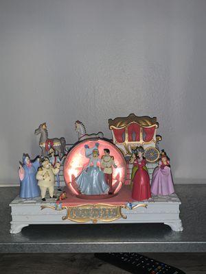 Cinderella Globe/music box for Sale in Brandon, FL