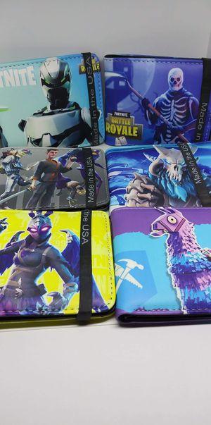 Fortnight wallets for Sale in Riverside, CA