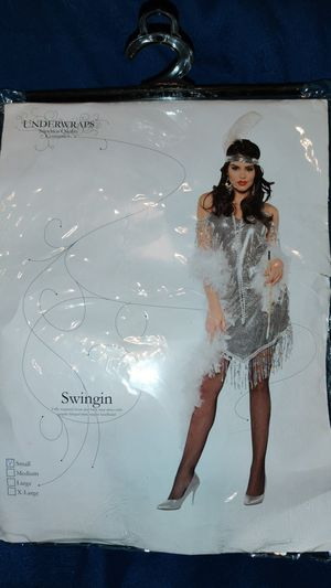 Flapper Halloween costume for Sale in Portland, OR