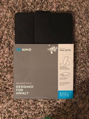iPad 2019 speck case for Sale in Portland, OR