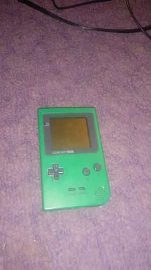 Gameboy pocket for Sale in Bowling Green, OH