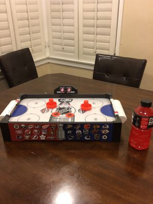 NHL mini table air hockey for Sale in Los Angeles, CA