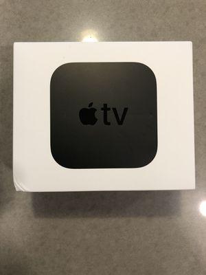 Apple TV 4th Generation 1080p Bundle 32GB for Sale in Seattle, WA