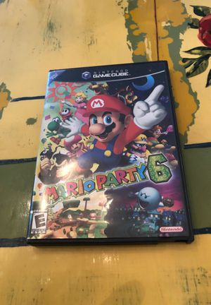 Mario party 6 for Sale in Fort Lauderdale, FL
