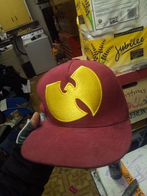 Wu Tang clan hat for Sale in Montebello, CA