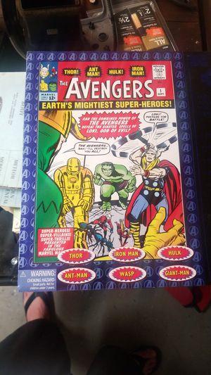 Avengers collector action figure set for Sale in Phoenix, AZ
