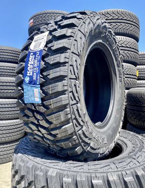 "17"" KANATI MT Mud Hog Tires Brand New Inventory In Stock Size 33x12.50R17 ....$169 EA for Sale in La Habra, CA"