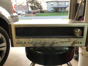 PIONEER STEREO model SX-434 for Sale in Rancho Cucamonga, CA