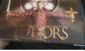 The Tudors the complete series for Sale in Van Buren, AR