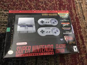 Mini Super Nintendo for Sale in Bethesda, MD