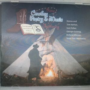 Reno Cowboy Poetry & Music Gathering (CD) (Spoken & Audio) (Donna & Tom Hatton) for Sale in Layton, UT