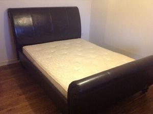 Full size bed frame only asking $175...good condition for Sale in Nashville, TN