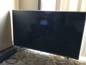 sharp led lcd tv model lc 55P6000U for Sale in Clinton, IA