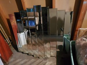 Rare Vintage 9 Panel Mirror for Sale in Brainerd, MN