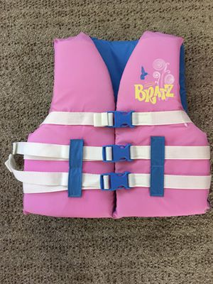 Youth Life Vest 50 - 90 lbs. Coastguard approved. for Sale in Arnold, MO