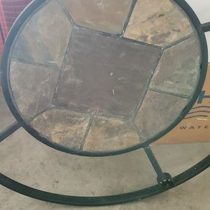 Free Stone And Glass Table. Need To Put Together for Sale in Covina, CA