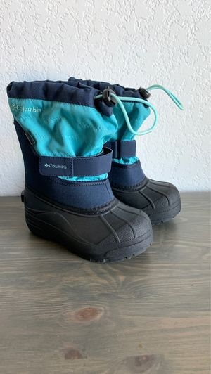 Columbia Kids snow boots, Size 11 for Sale in San Antonio, TX