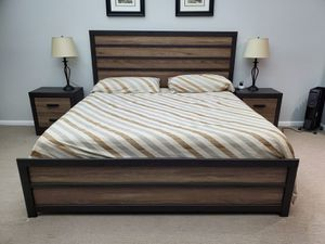 Bedroom set great condition for Sale in New Rochelle, NY
