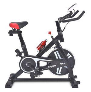 Black Èxercíse Bíkè Stationary Bícyclè Índòor Cyclíng Cardio Fítnèss Workout Gym for Sale in Los Angeles, CA