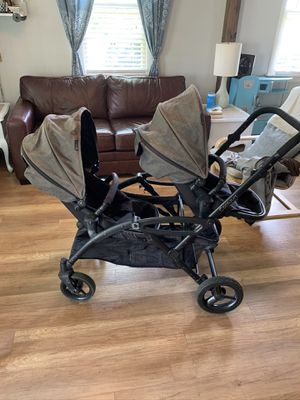 Contours Elite Double Stroller for Sale in Nashville, TN
