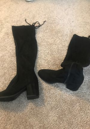 Thigh high boots for Sale in Phoenix, AZ