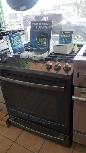 G.e stove darkstainless for Sale in Hawthorne, CA