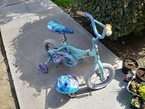 Huffy frozen kids bike for Sale in San Diego, CA