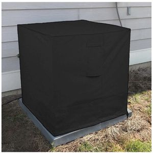 Air Conditioner Cover Heavy Duty Large Universal Veranda Winter AC Unit Cover for Standard American Furniture Central Outdoor Vent Full Cover (Square) for Sale in Las Vegas, NV
