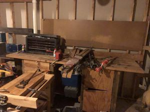 2 workbenches for sale for $100 each for Sale in Columbia, MO