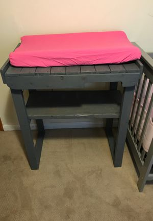 Baby Changing Table Handmade Reclaimed Wood for Sale in Stafford Township, NJ