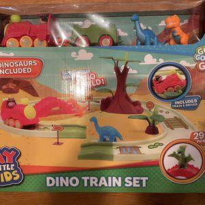 My Little Kids Dinosaur Train Set for Sale in Holmdel, NJ