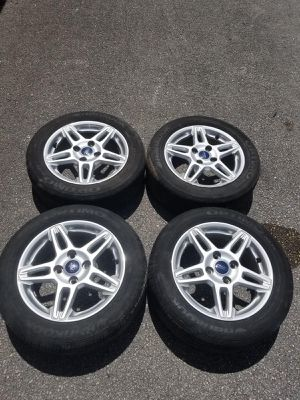 Rims 15 ford 4 lugs 108 mm for Sale in Fort Lauderdale, FL