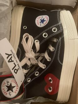 Kids Play Comme des Garçons X Converse Sz 2.5 for Sale in Tampa,  FL