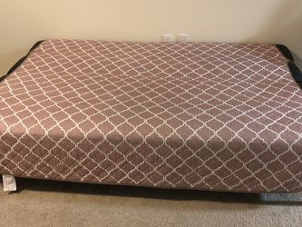 Lounger + Sofa + Bed With 120V Power Outlet + USB + Cover for Sale in Santa Clara,  CA
