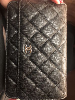 Chanel leather bag (actual pic) for Sale in Seattle, WA